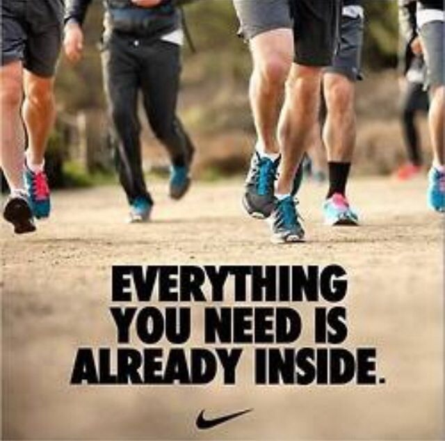 TGIM! Everything you need is already inside…